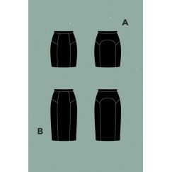 Brume Skirt pattern