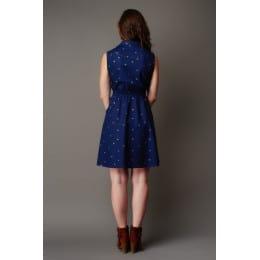 Cardamome Dress Pattern