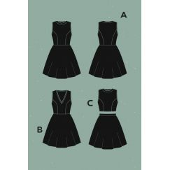 Zephyr Dress pattern