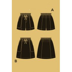 Goji skirt pattern