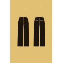 Pantalon Narcisse
