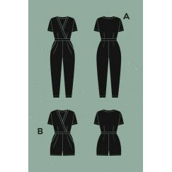 Sirocco jumpsuit pattern