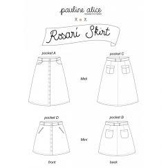 Rosari Skirt