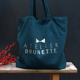 Tote Bag Atelier Brunette