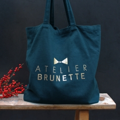 Tote Bag Atelier Brunette Forest
