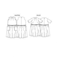 The Ellis & Hattie Dress