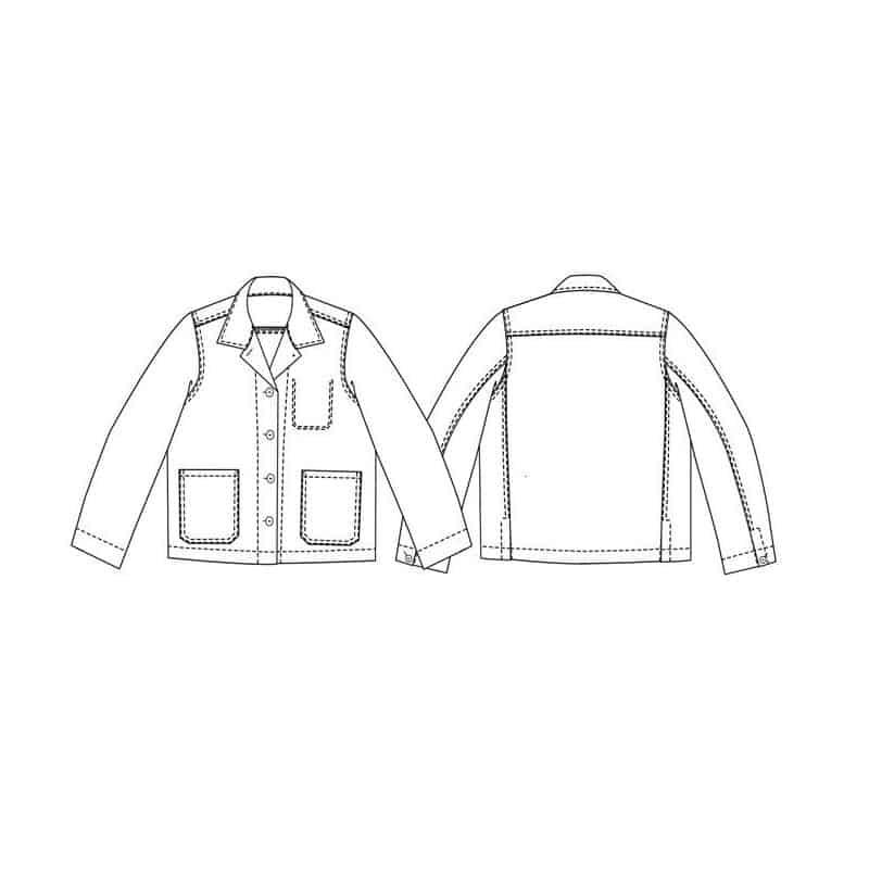 The Ottoline Jacket