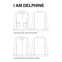 I am Delphine