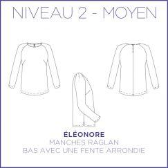Eléonore Blouse