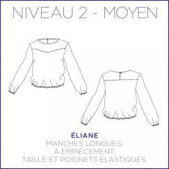 Eliane Blouse