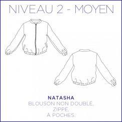 Natasha Jacket