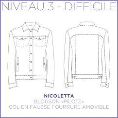 Blouson Nicoletta