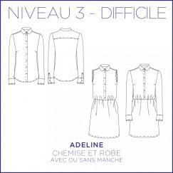 Chemise/Robe Adeline