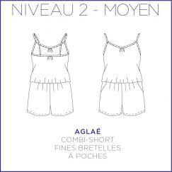 Combi-short Aglaé