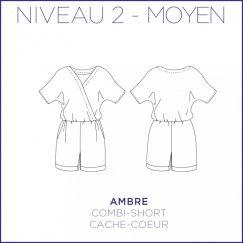 Combi-short Ambre