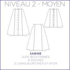 Jupe Sabine