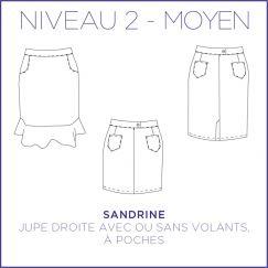 Jupe Sandrine