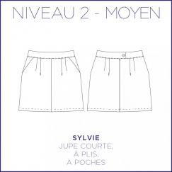 Jupe Sylvie