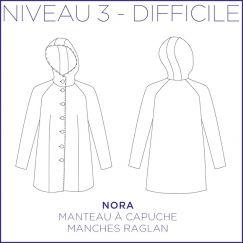 Manteau Nora