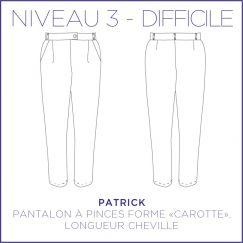 Pantalon Patrick