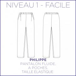 Pantalon Philippe