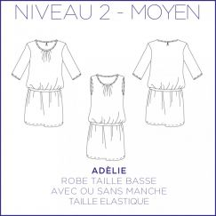 Adelie Dress