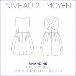 Robe Amandine