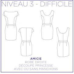 Amicie Dress