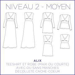 Alix Dress/Blouse