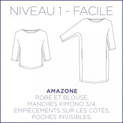 Amazone Dress/Blouse