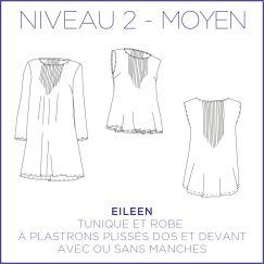 Robe/Blouse Eileen
