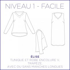 Elise Dress/Blouse