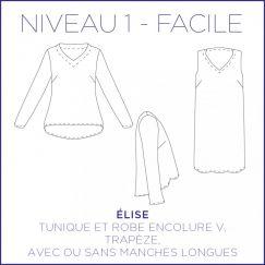 Robe/Blouse Elise