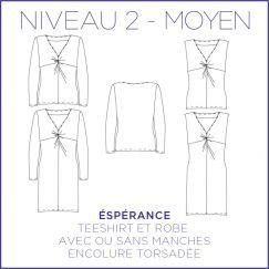 Robe/Blouse Espérance