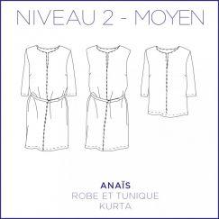 Robe/Tunique Anaïs