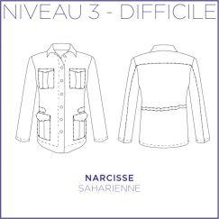 Veste Narcisse