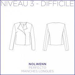 Veste Nolwenn