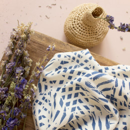 Shade Cobalt Fabric