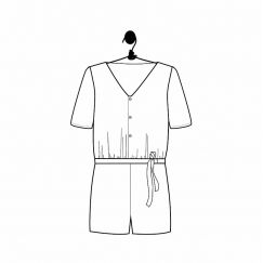 Bridget Playsuit