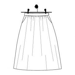 Augustine Skirt