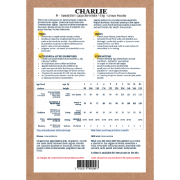 Charlie 3-12 ans