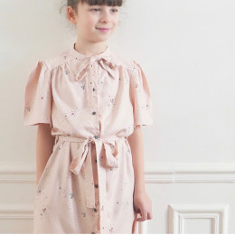 Alex  Dress & Blouse (3-12 years)