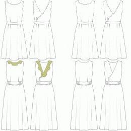 1st of June Dress