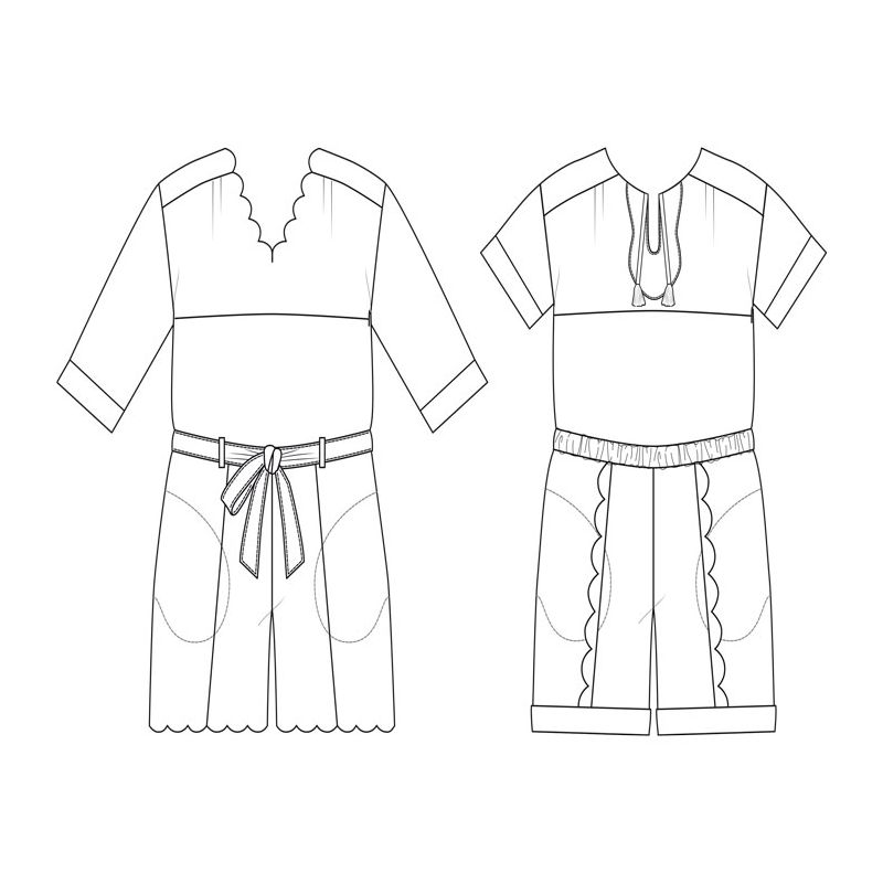 14th of May Romper