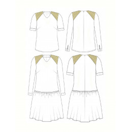 8th of March Blouse or dress