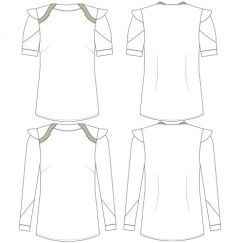 11th of February Blouse
