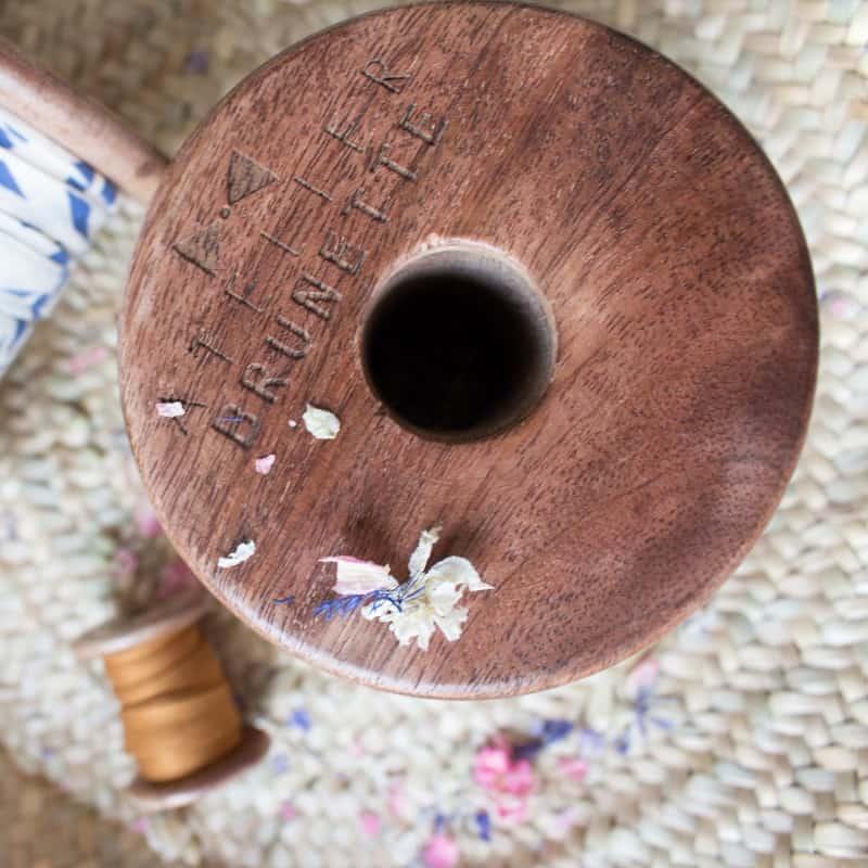 Grande bobine en bois Atelier Brunette -  édition limitée