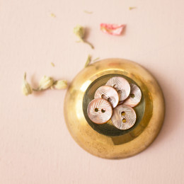 Canopy Buttons - Maple