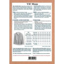 Vic Mum Cardigan