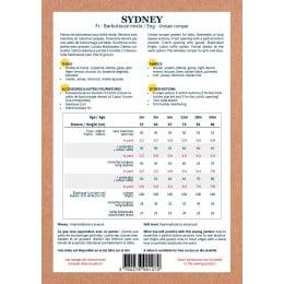 Sydney 1 mois-24 mois